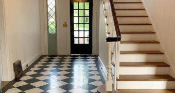 Hardwood Floor and Stairs Installation – Dallas TX photo
